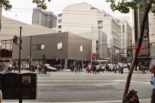 Compras en San Francisco