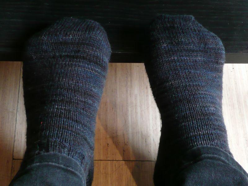 Black Parade Socks