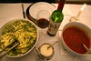 Jantar (Luiz C. Salama) Tags: uk inglaterra england food london dinner canon salad wine c comida pasta massa londres vinho jantar salada luiz salama 30d ocioso drocio luizsalama salamaluiz metareplyrecover2allsearchprigoogleover