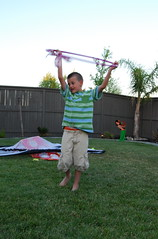 hula dance (**bc**) Tags: birthday kids suburban hula huluhoop
