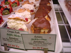Pastries, Sickles Market, NJ