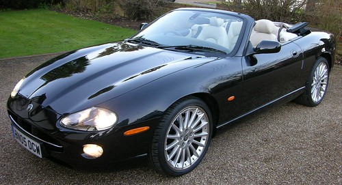 Flickriver: Photoset '2005 Jaguar XK8 Convertible' by TheCarSpy