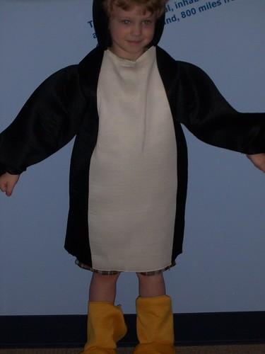 Toby Penguin