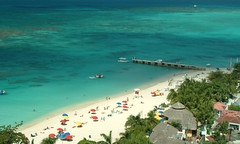 Doctor's Cave Beach (Jamdowner) Tags: beach best jamaica montegobay doctorscave