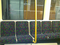 4 empty carriage