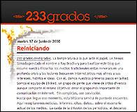 El blog 233 grados