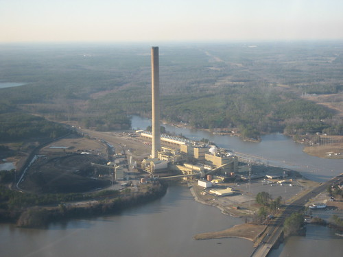 Georgia Power has proposed to shut down several coal-fired power plants.
