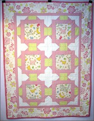 Tickled Pink quilt