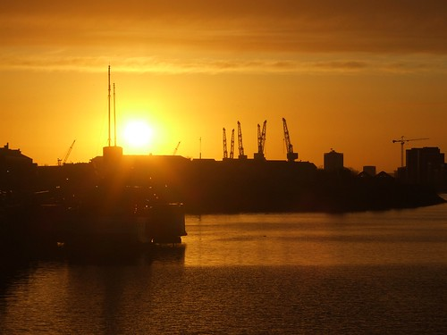Waverley at sunset 3
