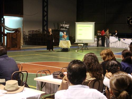 Inauguración- 6. Festival Internacional de Matemática, Palmares, Alajuela, Costa Rica