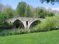 "Roman bridge • <a style=""font-size:0.8em;"" href=""http://www.flickr.com/photos/48277923@N00/2620471755/"" target=""_blank"">View on Flickr</a>"