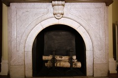 St. Ignatius Fireplace (Arvin Jay) Tags: fireplace canon1022mm stignaitus