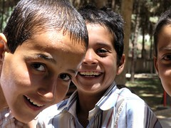 .. (Mehdi Kavousian) Tags: street boy water smile children iran joy  poeple khorasan       gonabad   biddokht  khorasantrip