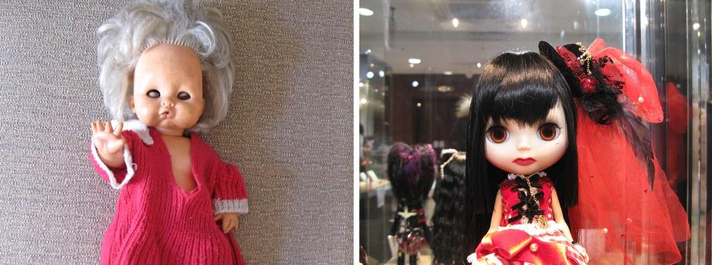 day 127 - dolls
