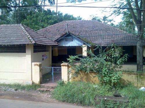 Anjarakndy Sub-Registry office