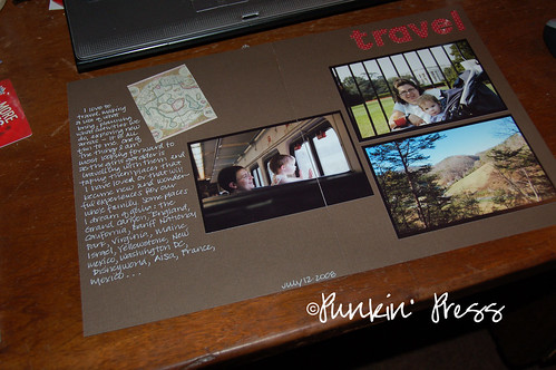 My Freedom ::: Travel Layout
