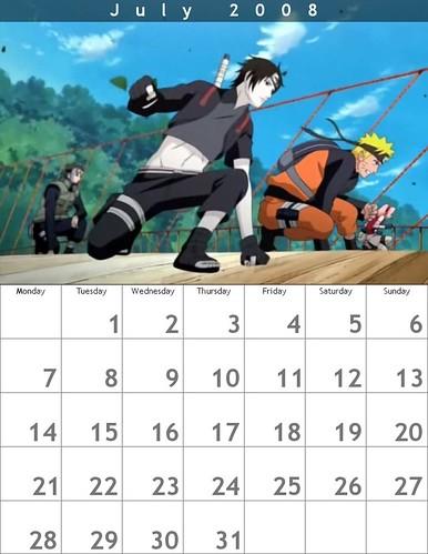 Calendar thanks to Maki Maki follow link for more info.