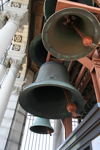 Bells in the Campanile