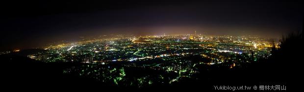 [私的景點]*樹林大同山.遠眺大台北夜景的好所在!