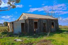 old house 2 (Tony Donoghue Photography) Tags: ruin adelaide hdr mannum 3xp pshdr pscla