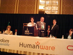 "Debbie Stein Receives a Bolotin Award 2 • <a style=""font-size:0.8em;"" href=""http://www.flickr.com/photos/29389111@N07/2745047049/"" target=""_blank"">View on Flickr</a>"