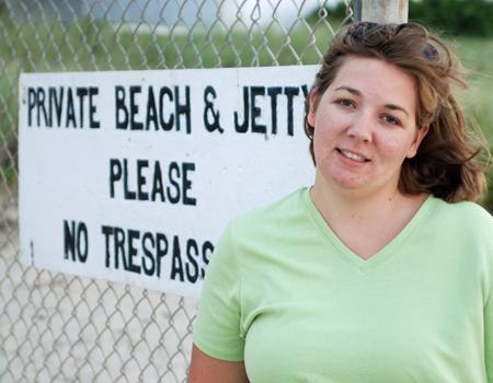 No Trespass