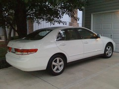 the new ride (alist) Tags: accord alist robison alicerobison ajrobison