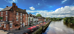 Bewdley, Worcestershire. (Patrick Clement.) Tags: hdr bewdley 3xp