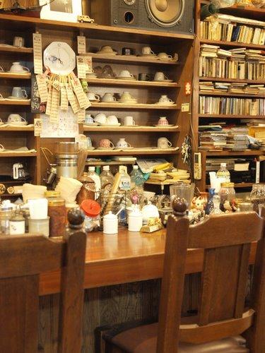 鵠沼海岸駅喫茶店_P8121265