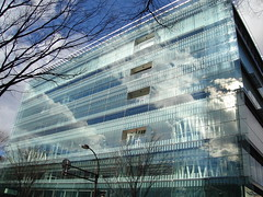 DSC02718 (24cut) Tags: architecture ito sendai 建築 toyo mediatheque 伊東豊雄 せんだいメディアテーク