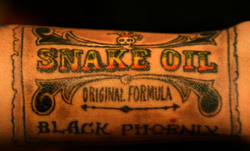 Snake Oil shading and coloring by opacity, on Flickr