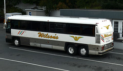 Wilson's Transportation MCI 102A3 (indyinsane) Tags: bus buses coach britishcolumbia victoria vancouverisland wilsons motorcoach mci highwaycoach motorcoachindustries 102a3 mci102a3 wilsonstransportation