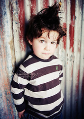 Zai ({amanda}) Tags: boy hair kid child mykid naturallight 3years 2470l threeyears amandakeeysphotography