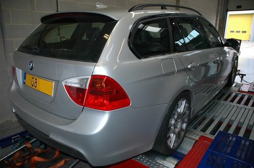 320d 177 Remap Details and Dyno Graph - BMW 3-Series (E90