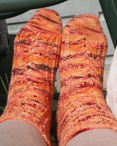 Kaylee socks
