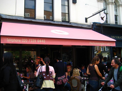 Hummingbird Bakery, Notting Hill