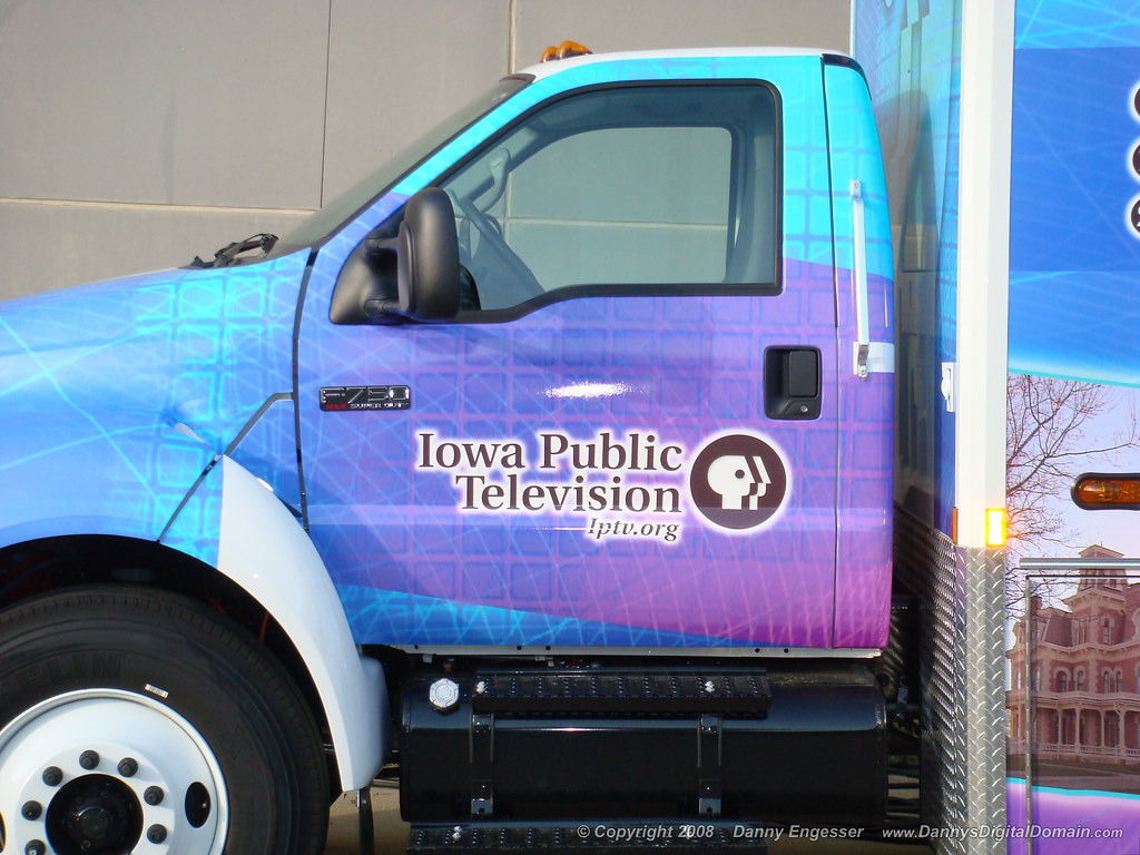 The World's Best Photos of iowapublictelevision and truck