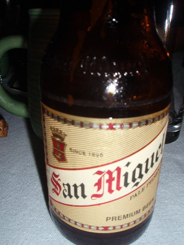 San Miguel filipina