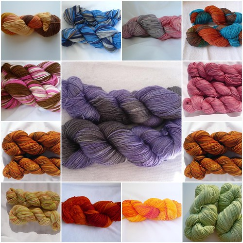 Doodlebirds Yarn