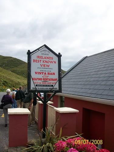 Ireland - Ring of Kerry Tour - Scarriff Inn