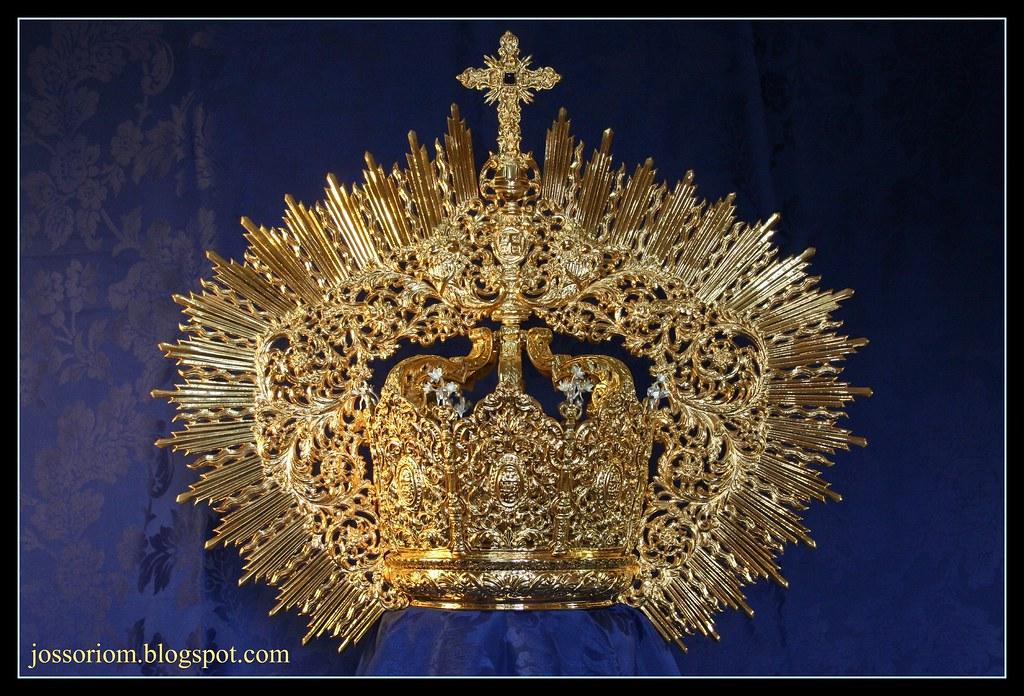 Corona de Nuestra Señora de la Soledad.