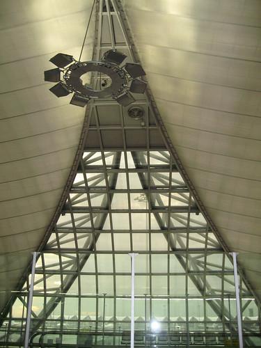Architecture Details -- Bangkok Suvarnabhumi Airport