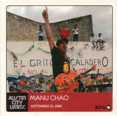 ACL Program - Manu Chao