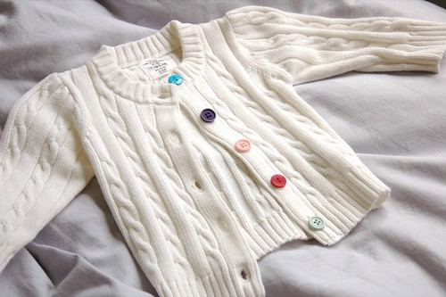 baby H&M sweater