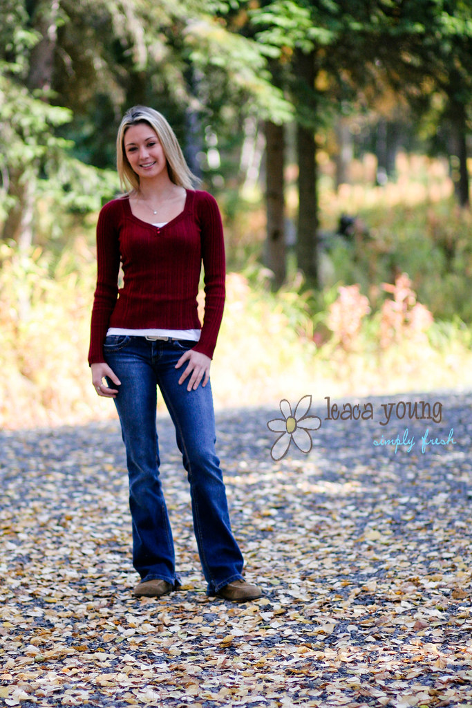 fall into senior sessions (by Leaca's Philosophy)