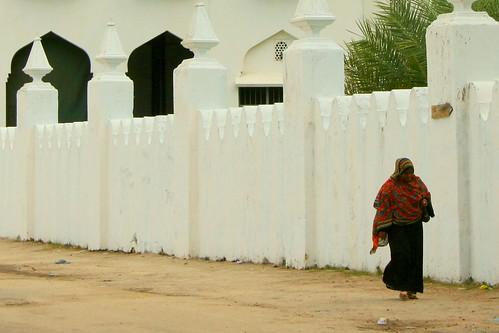 Omani gate