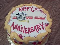 RMC Anniversary Cake