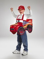 Disney Cars Lightning McQueen Costume