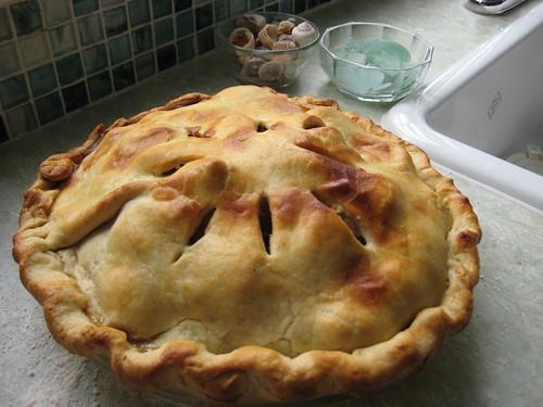 apple pie entry