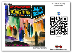 James Brown: Live at the Apollo (Margarita_Quihuis) Tags: jamesbrown icandy liveattheapollo